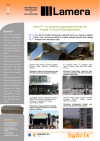 Lamera Newsletter 2018 - Roof & Ceiling Applications